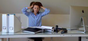 Frustration på arbetsplatsen